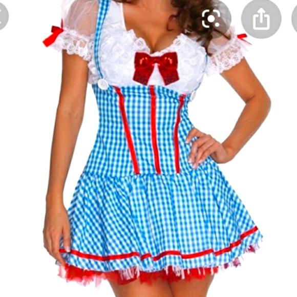 Dorothy costume Leg Avenue